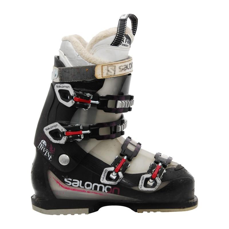 Chaussure de ski occasion femme Salomon Divine 770780