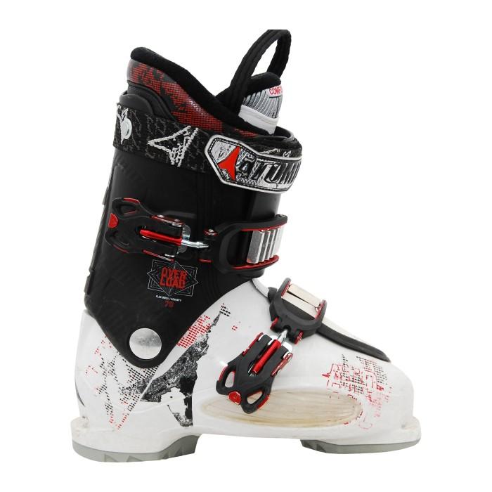 Atomic Overload 70 weiß/schwarz gebrauchter Skischuh