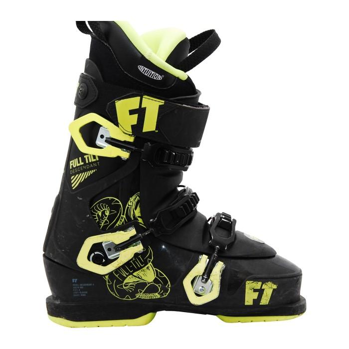 Skischuh Full Tilt Descendant 4 gelb schwarz