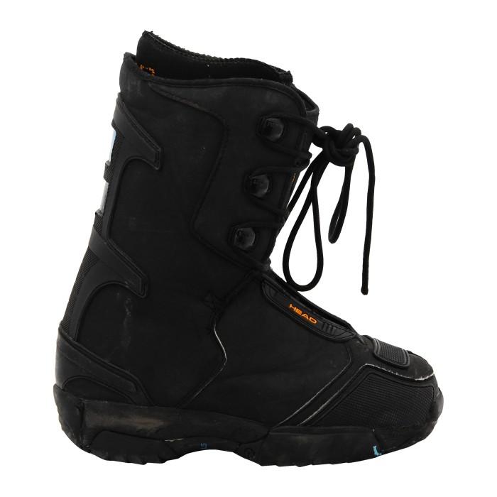 Schwarz Ankle Boots