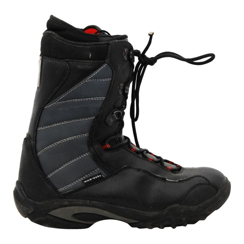 Boots Salomon Launch Black
