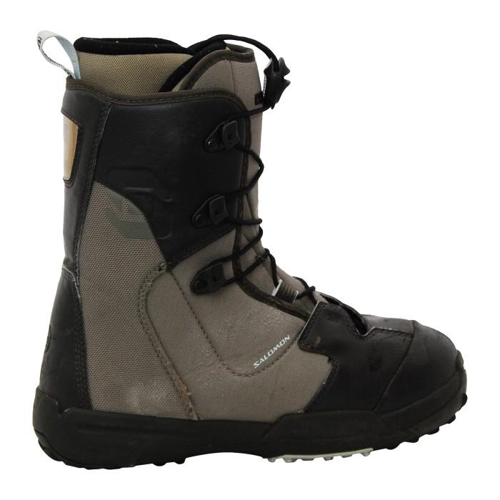 Boots occasion Salomon Kamooks Maori gris