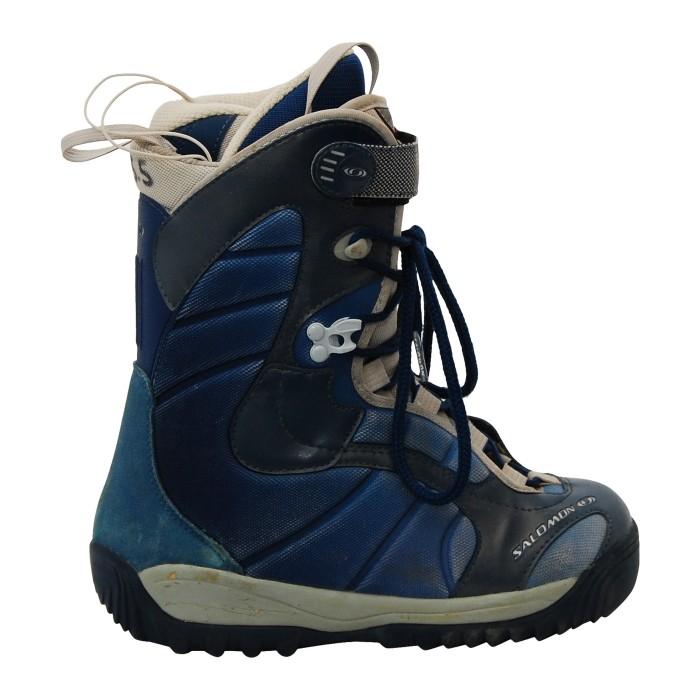Salomon Kiana Boots blau