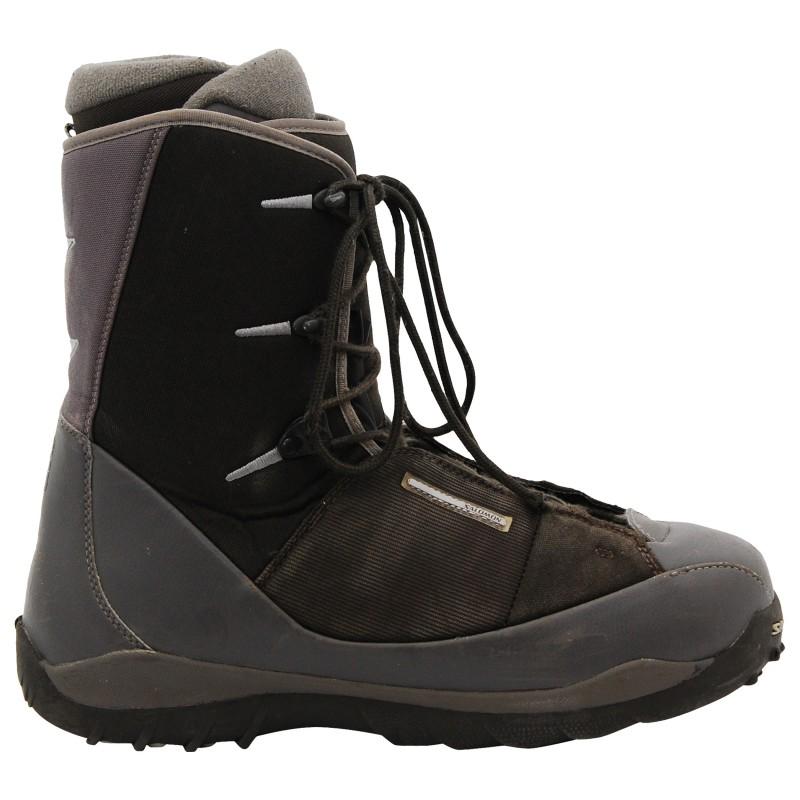 Boots occasion de snowboard Salomon Symbio qualité A