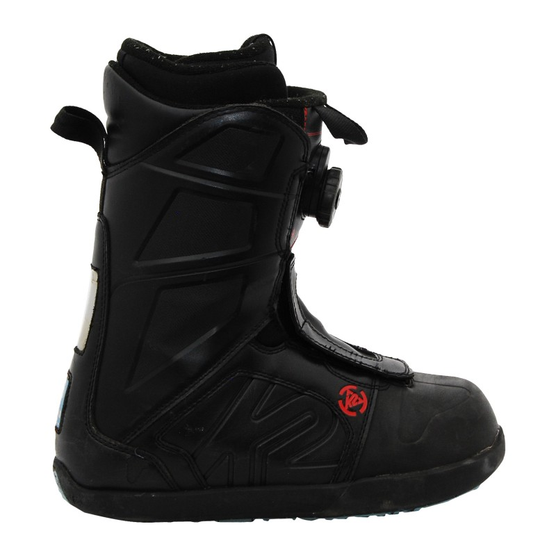 Boots occasion K2 raider black qualité A