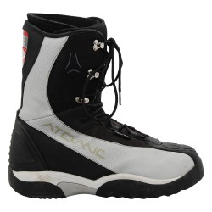 Atomic Aïa Black Grey Used Boots