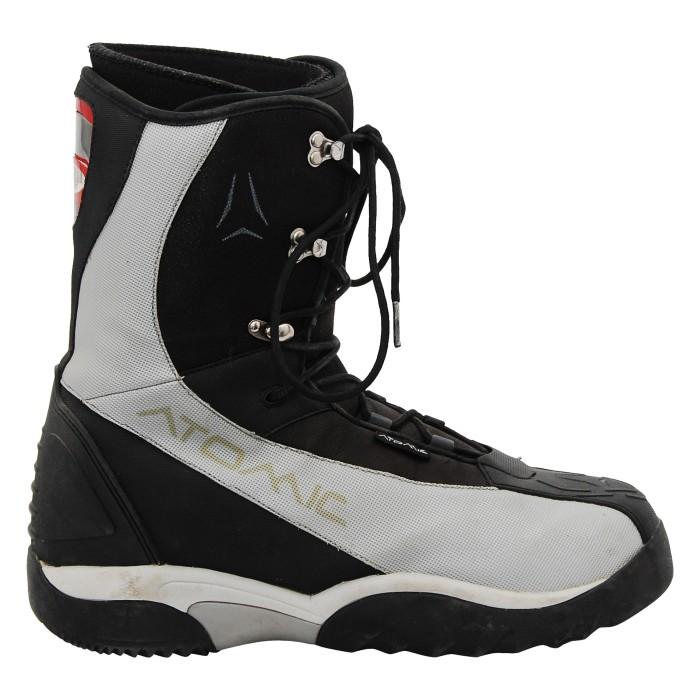 Boots occasion Atomic Aïa noir gris