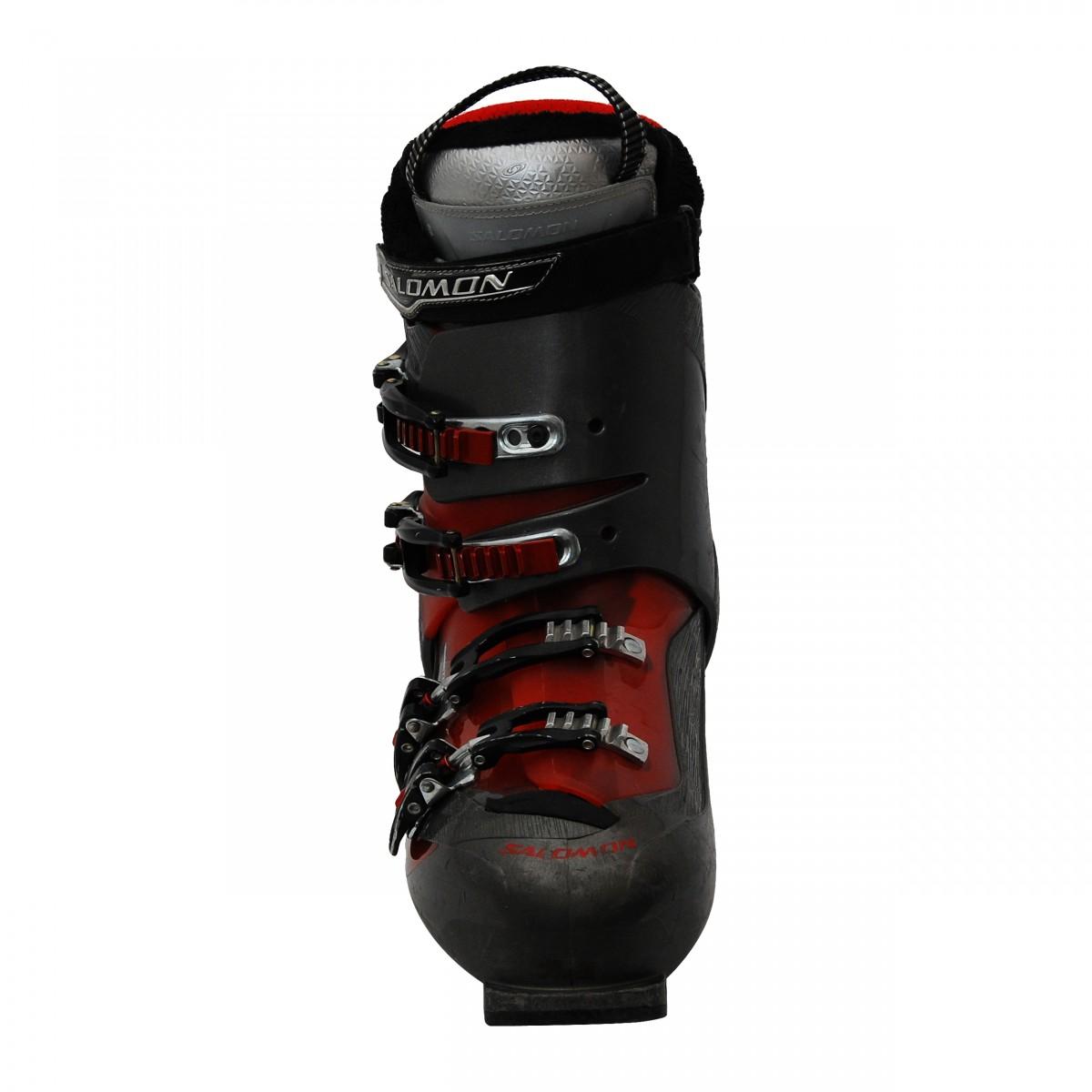 Chaussure de ski occasion Salomon mission 770 grisrouge