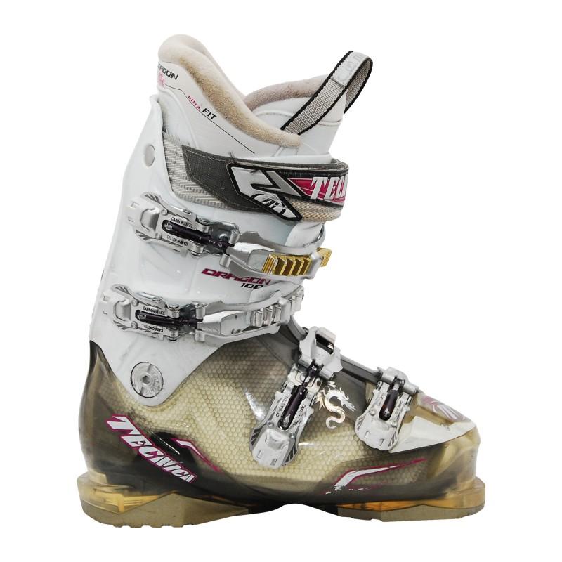 Chaussure de ski occasion Tecnica Dragon 100 W