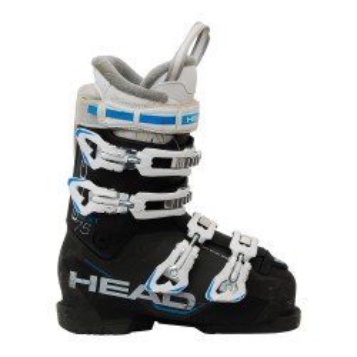 Chaussure de ski occasion Head next edge 75W noir/bleu