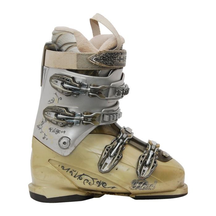 Zapato de esquí Ocasión Borde de la cabeza '9/ '9.5