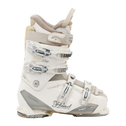 Chaussure de ski occasion Head adapt edge 90 w blanc