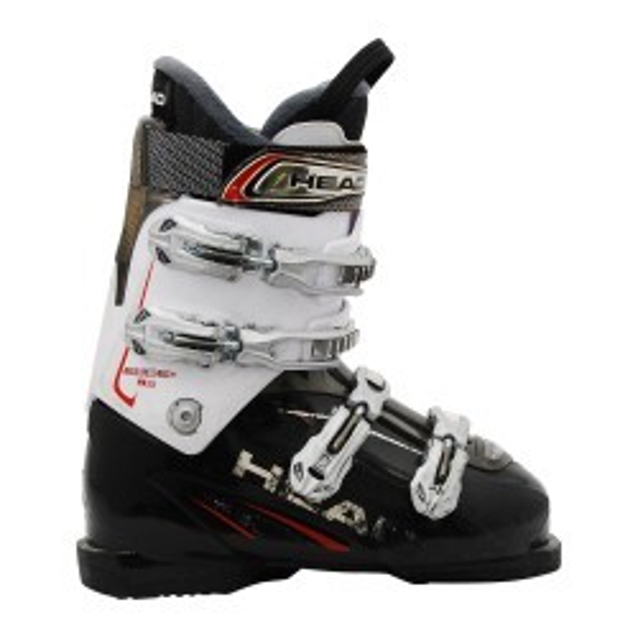 Black and white Head edge used ski boot