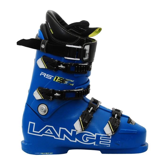 Chaussure de Ski Occasion Lange RS 130 bleu