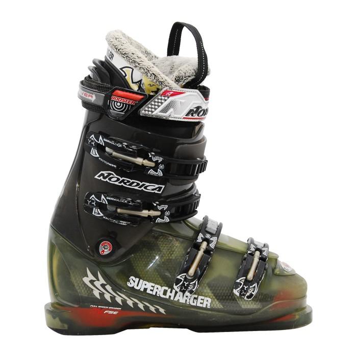 Junior Nordica Supercharger Junior Ski Boot