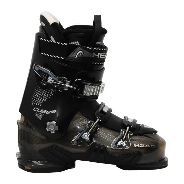 Zapato de esquí Ocasión Cabeza cubo 3 LTD negro