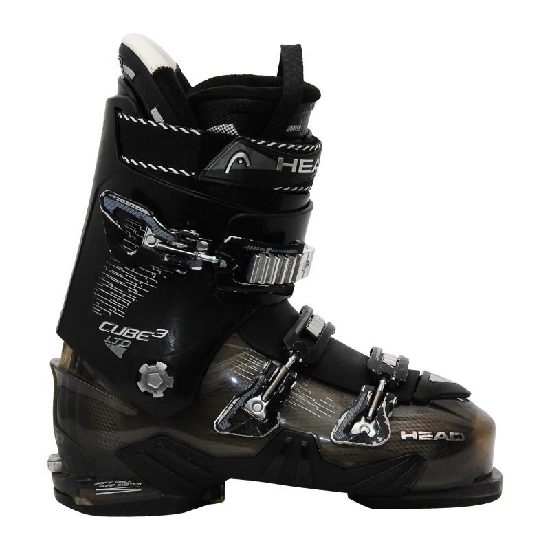 Chaussure de Ski Occasion Head cube 3 LTD noir qualité A