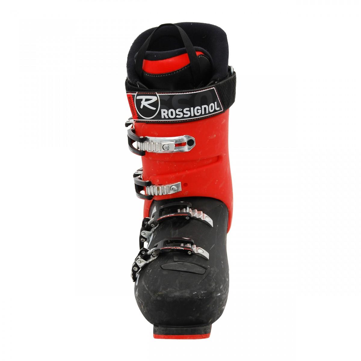 Chaussure-de-ski-Occasion-Rossignol-AllSpeed-R-noir-rouge miniature 5