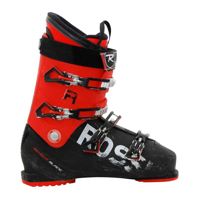 Chaussure de ski Occasion Rossignol AllSpeed R noir rouge qualité A