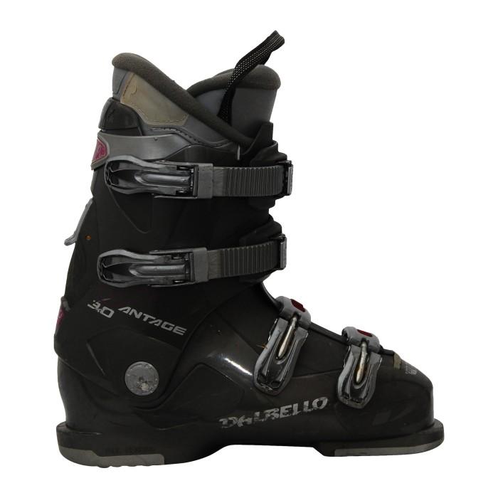 Botas de esquiar usadas Dalbello factor vantage 3.0 gris