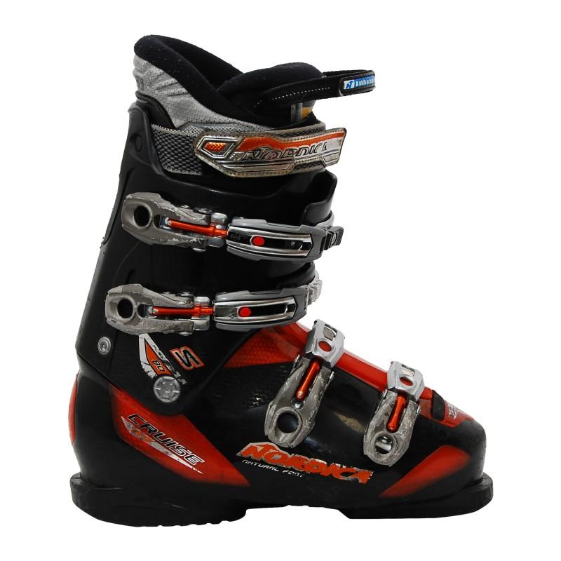 Chaussure de Ski Occasion Nordica Cruise noir/orange