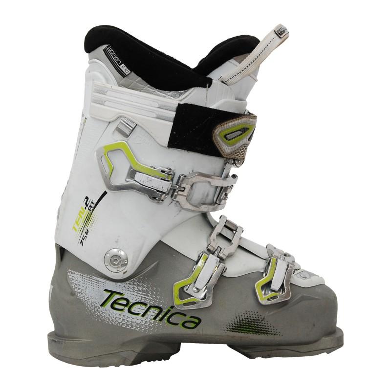 Chaussures de ski occasion Tecnica ten 2RT 75 w qualité A