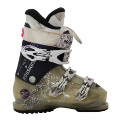 Occasion Rossignol Kelia ski boot purple / gray