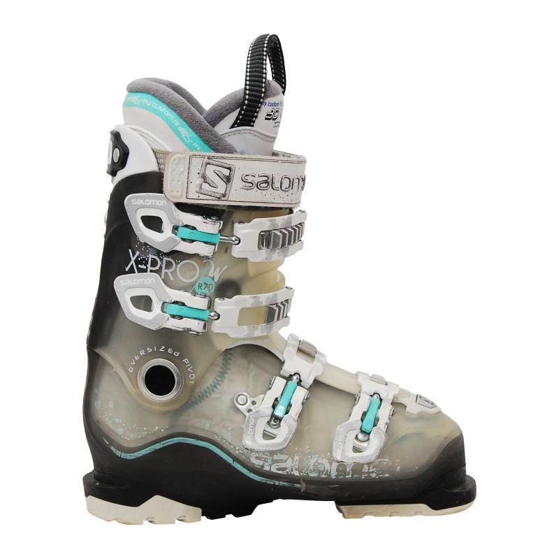 Chaussure ski occasion Salomon Xpro r70w