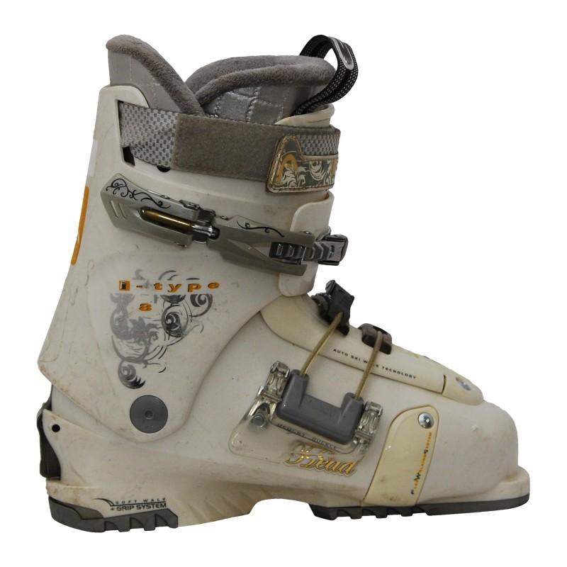 Chaussure de ski occasion Head i Type 10 blanc qualité A