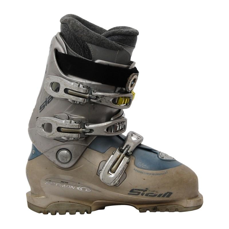 Chaussure de ski occasion Salomon Siam qualité A