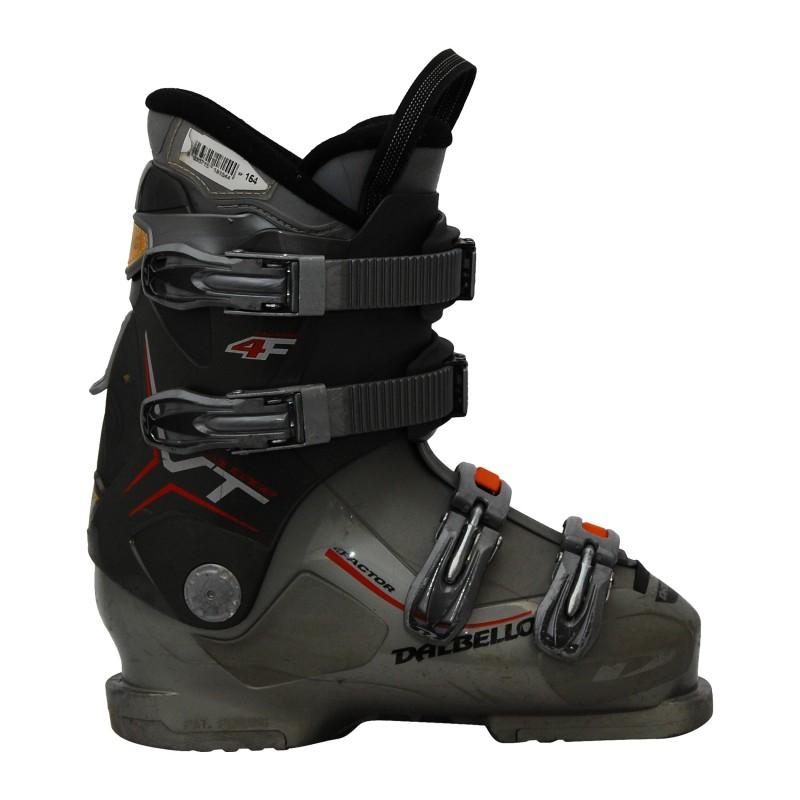 Chaussures de ski occasion Dalbello vantage VT gris qualité A