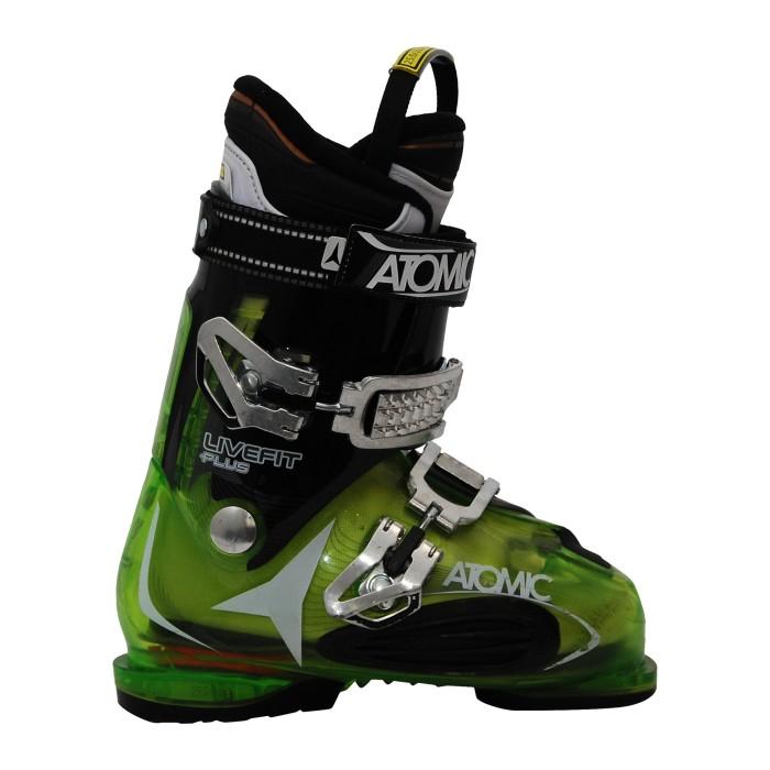 Atomic Live Fit Skischuhe mehr grün / schwarz