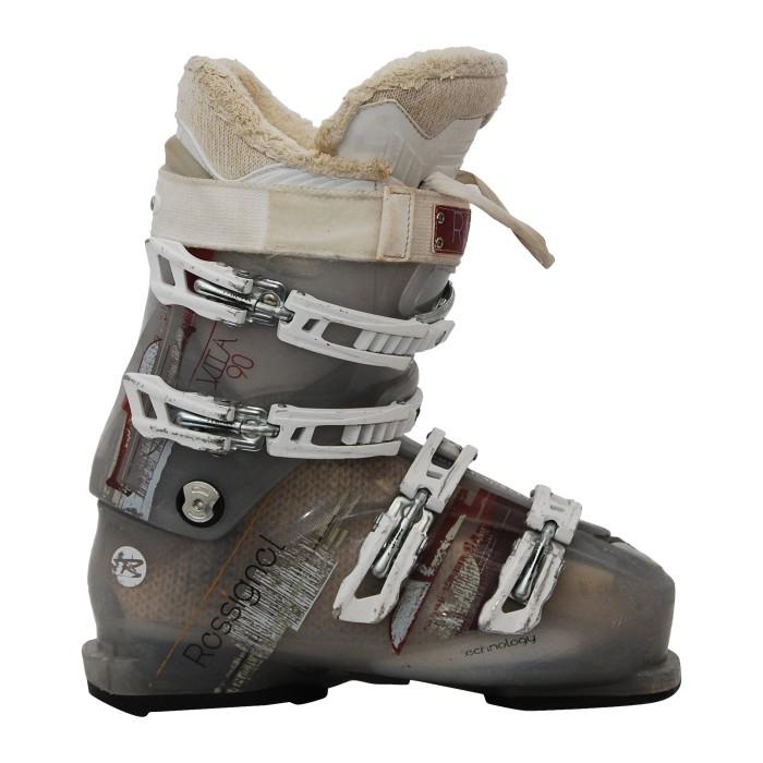 Occasion ski boot Rossignol vita gray