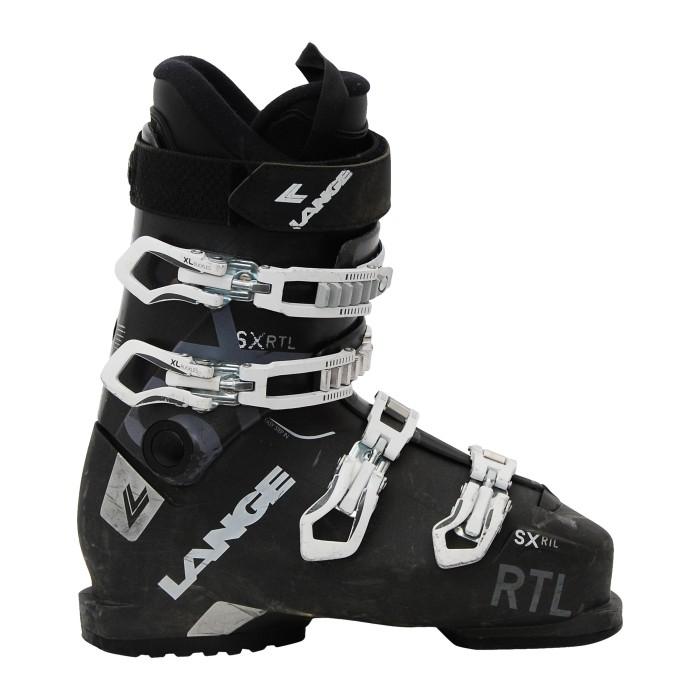 Ski used Ski Shoe Lange SX RTL W black