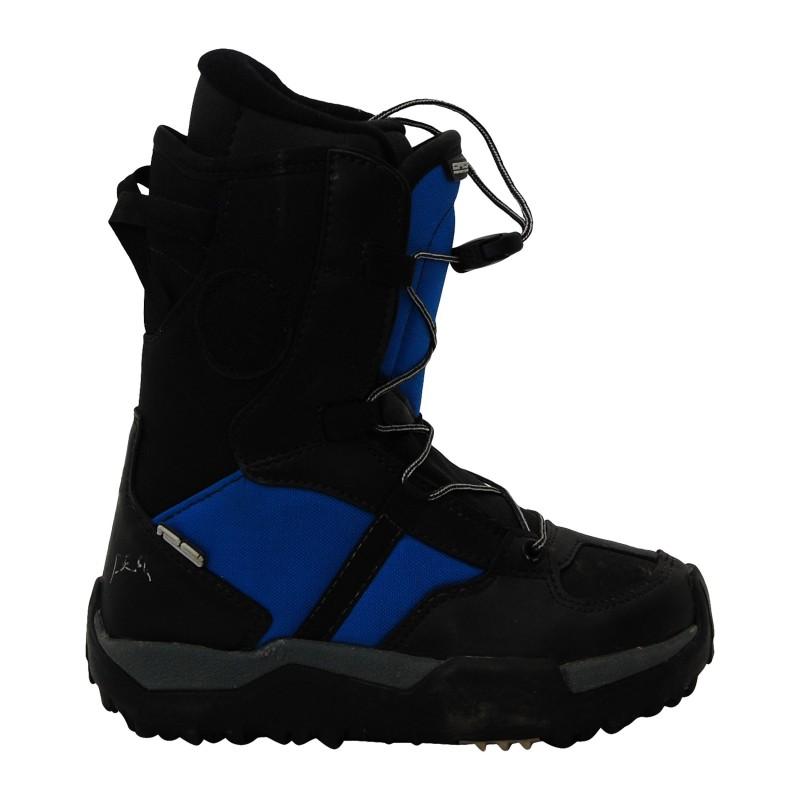 Boots occasion junior Rossignol RS noir/bleu qualité A