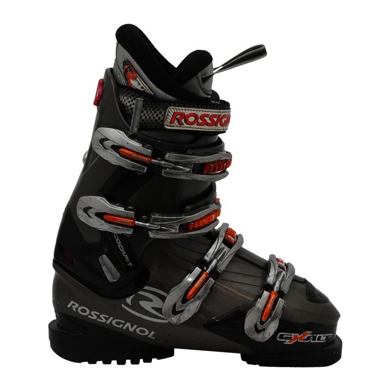 Chaussures ski occasion Rossignol Exalt Orange Rouge
