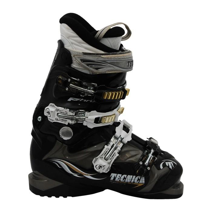 botas de esquí Tecnica phnx negras
