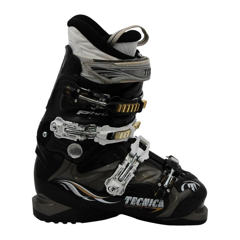 Chaussures de ski occasion Tecnica phnx noir