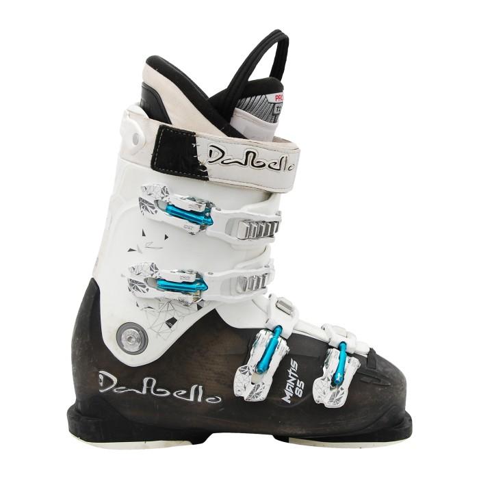 Chaussure de ski occasion Dalbello mantis 85 noir blanc