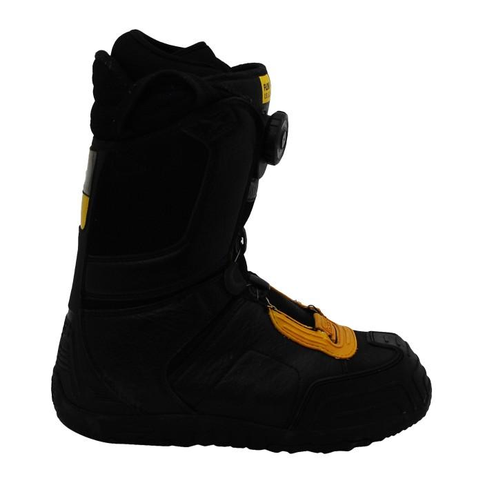 Stiefel verwendet schwarz Flow ANSR
