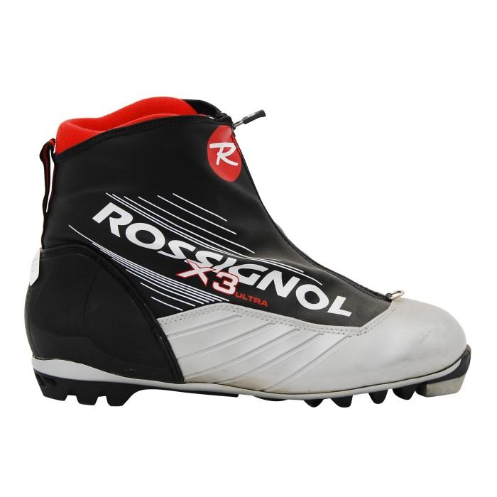 Chaussure ski fond occasion Rossignol X3 Ultra