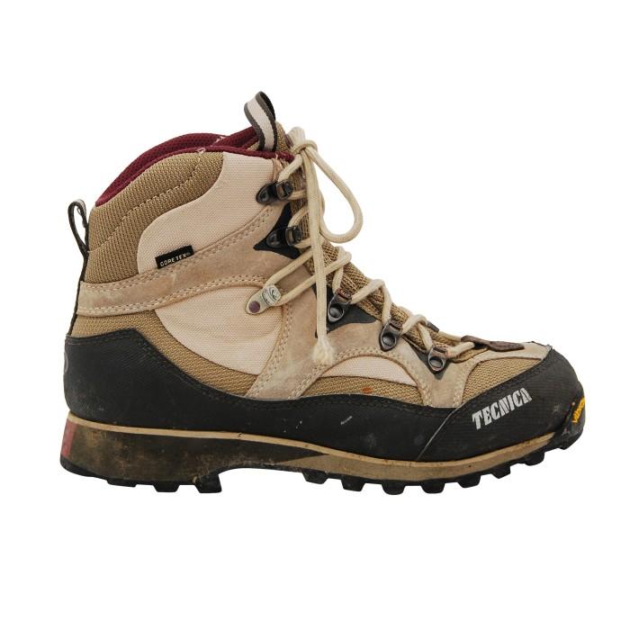 hiking shoe used Tecnica trek speed gtx w