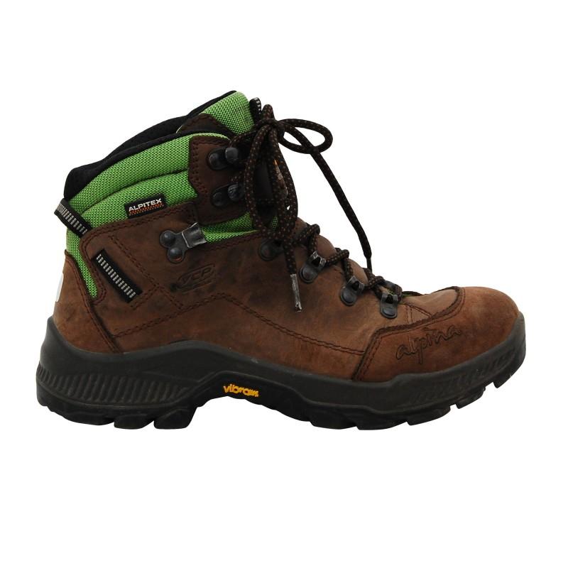 Chaussure de randonnée/marche occasion Alpina Stador femme