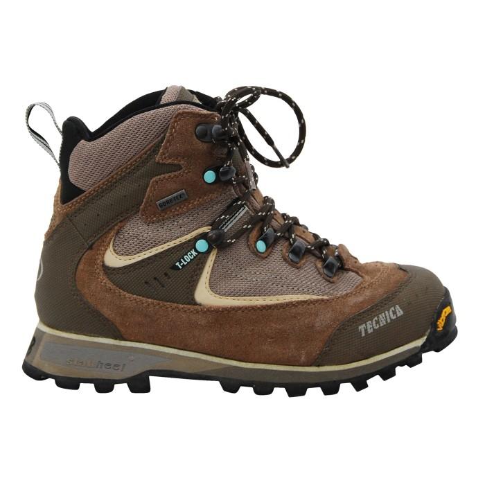 walking boot used Tecnica Vortex gtx w