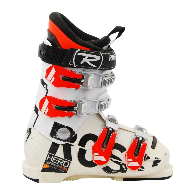 Chaussure de ski occasion junior Rossignol Hero Worldcup