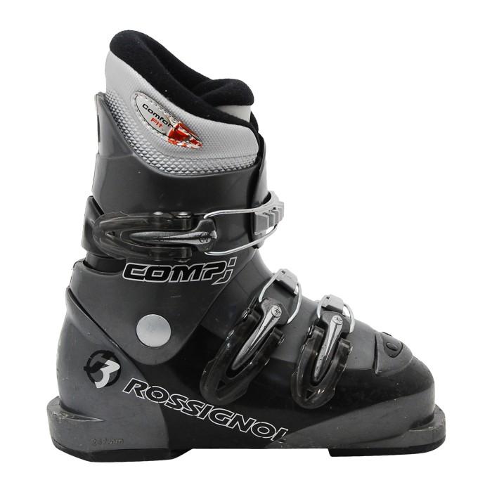 Rossignol Comp schwarz Junior Skischuh