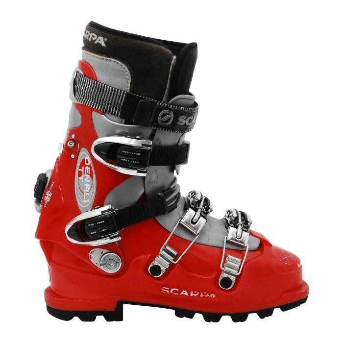 nuova versione prezzo ragionevole comprare on line Chaussure de ski de randonnée Scarpa Laser orange