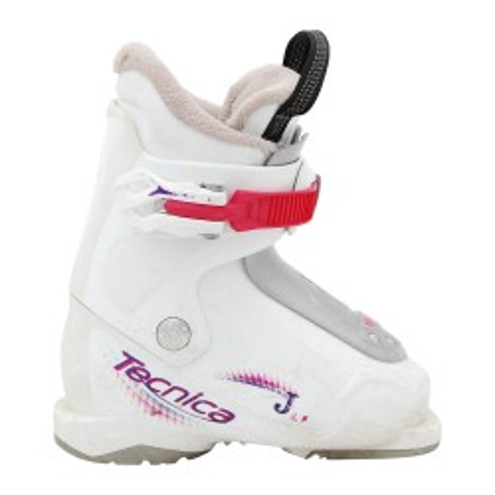 Junior Tecnica JT 2/3 Weiß Skischuh