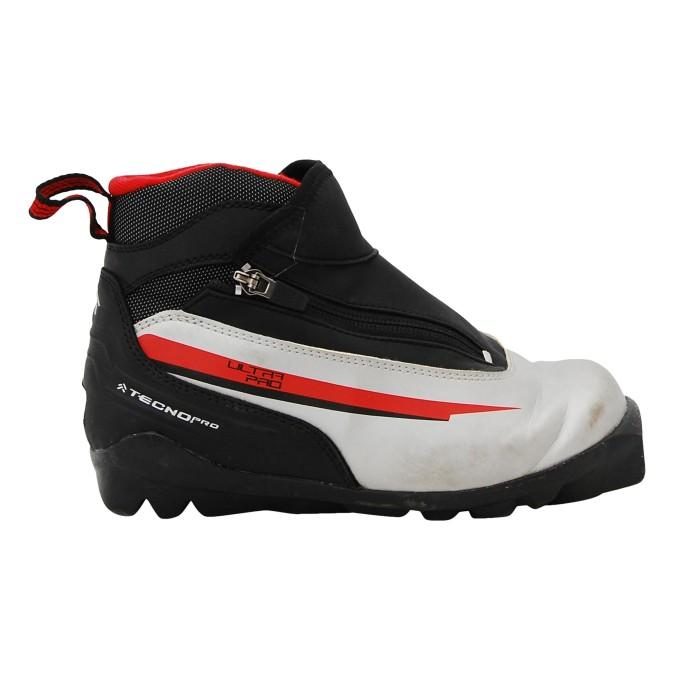 Chaussure ski fond occasion Tecnopro Ultra pro NS profil