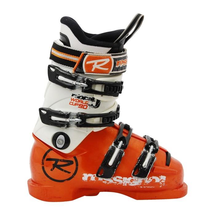 Junior ski boot Rossignol radical World cup 90